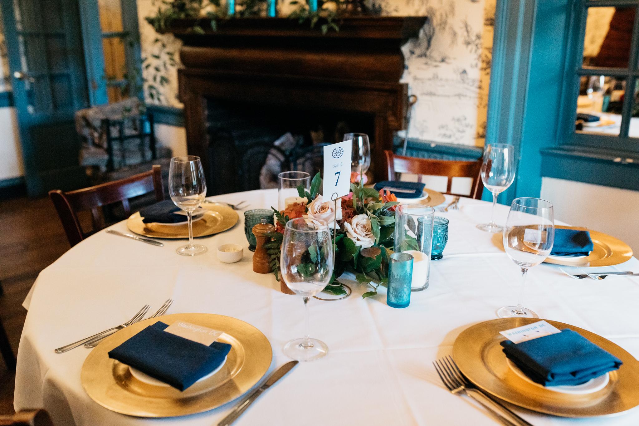 Mount Vernon Inn Wedding