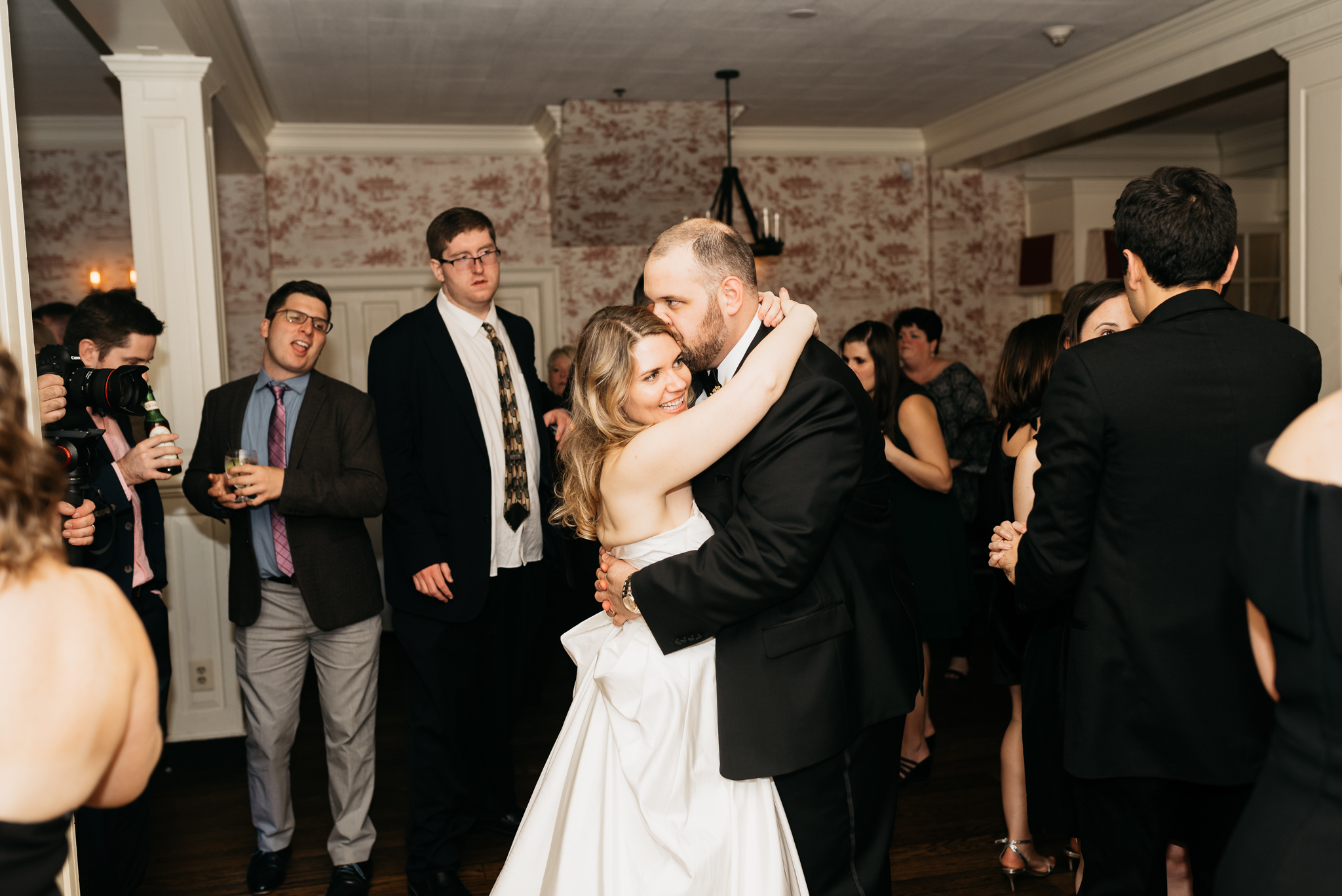 Mount Vernon Inn Wedding
