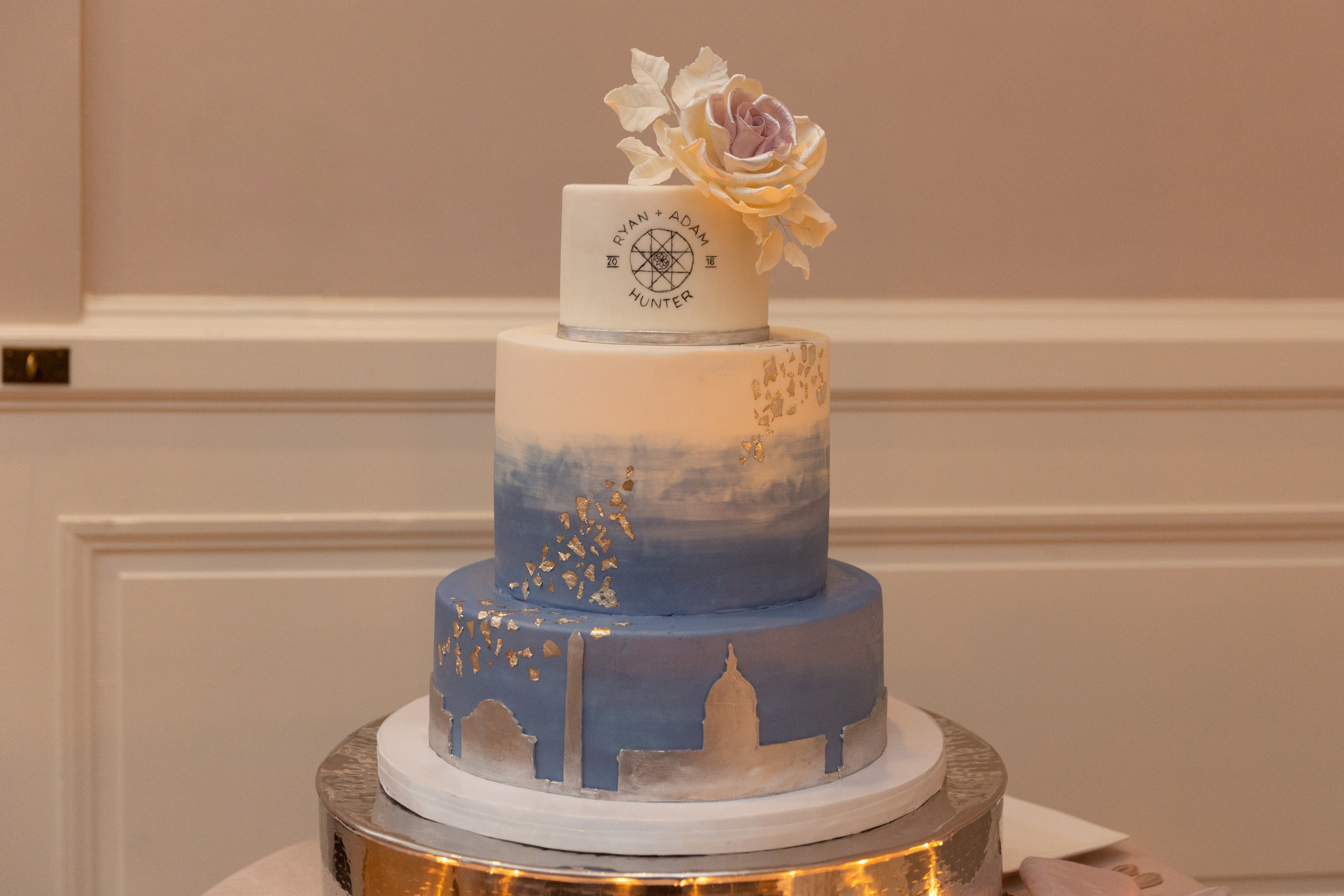 dc wedding cake