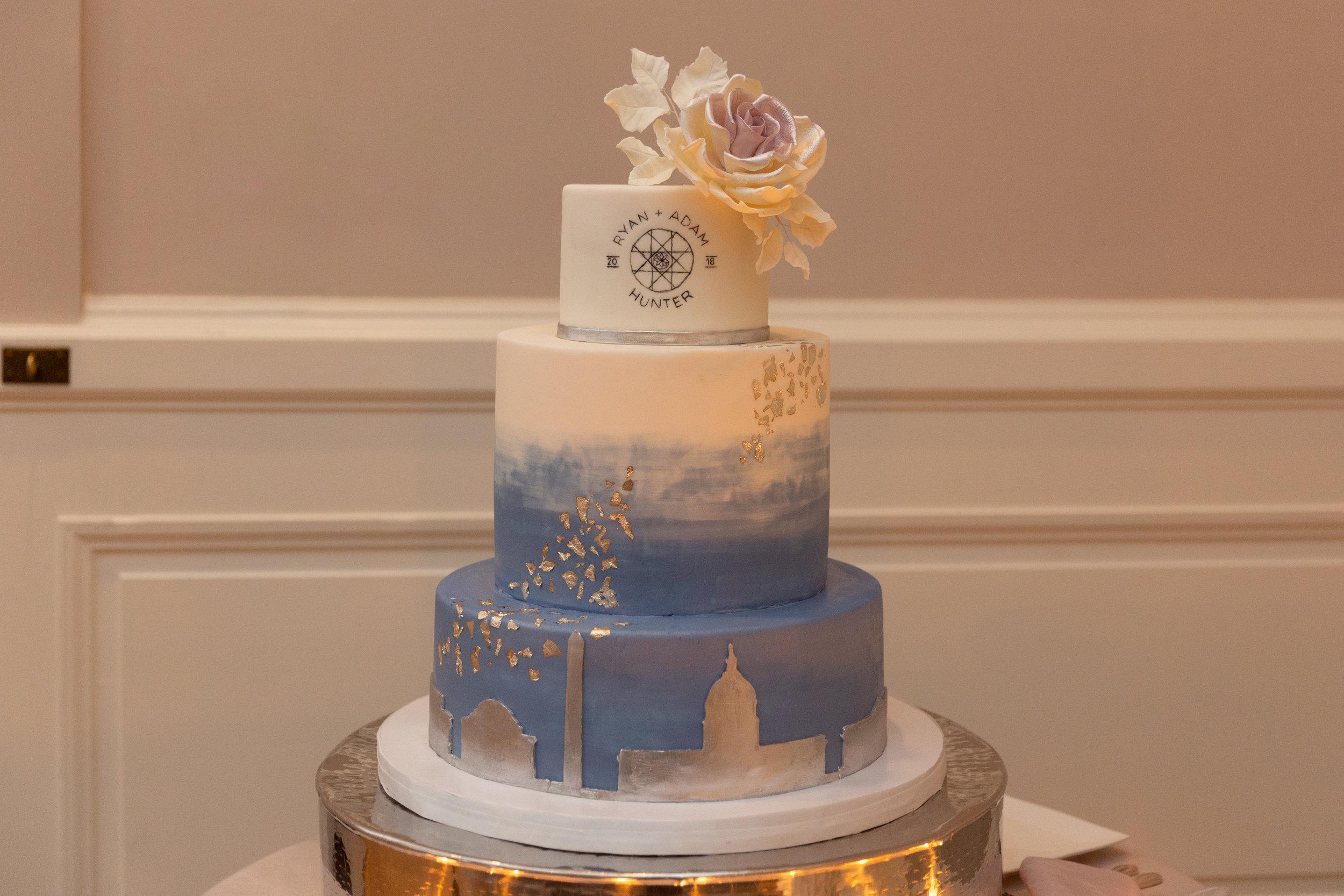 dc wedding cake
