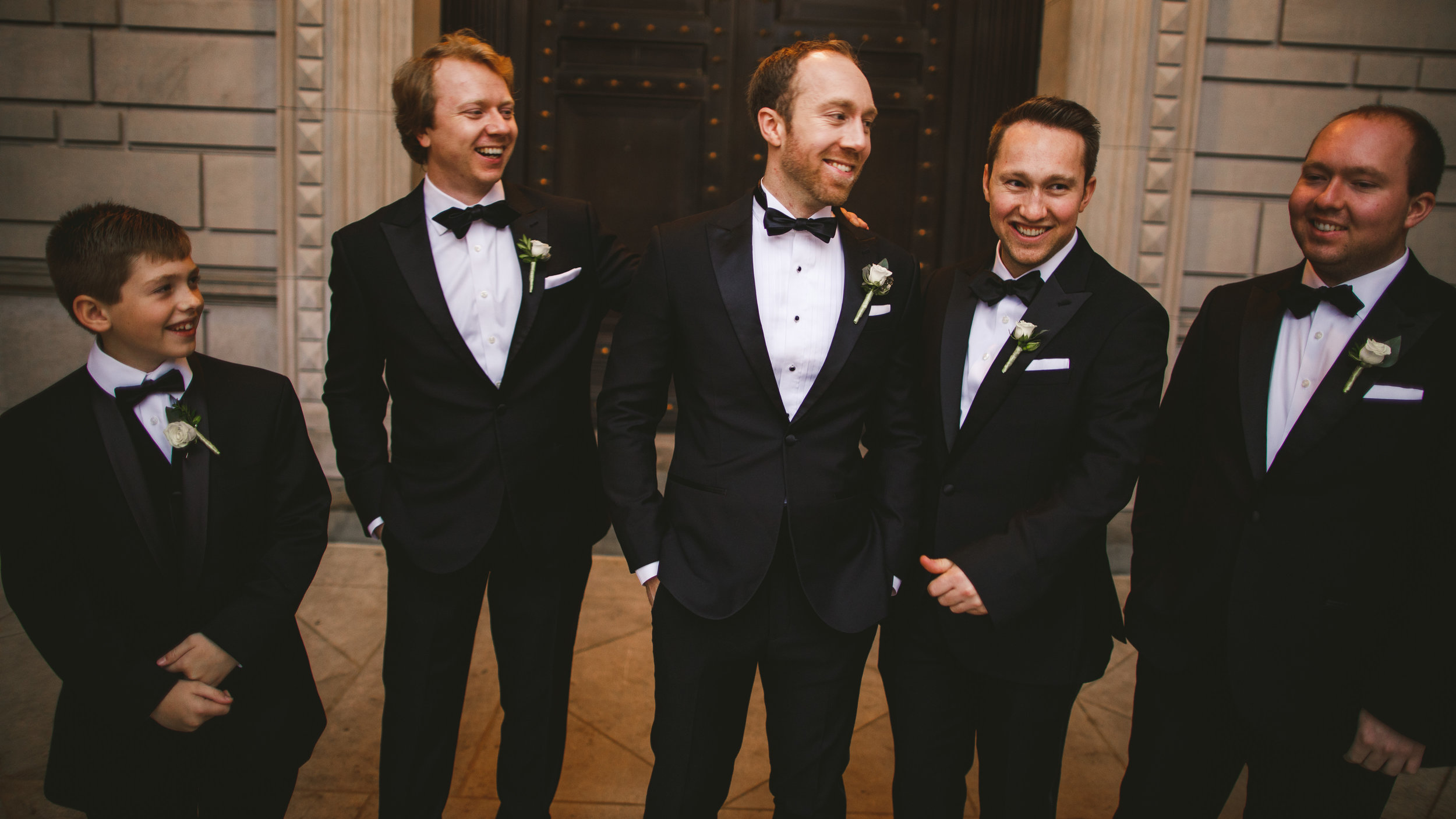 Carnegie Institution for Science DC wedding
