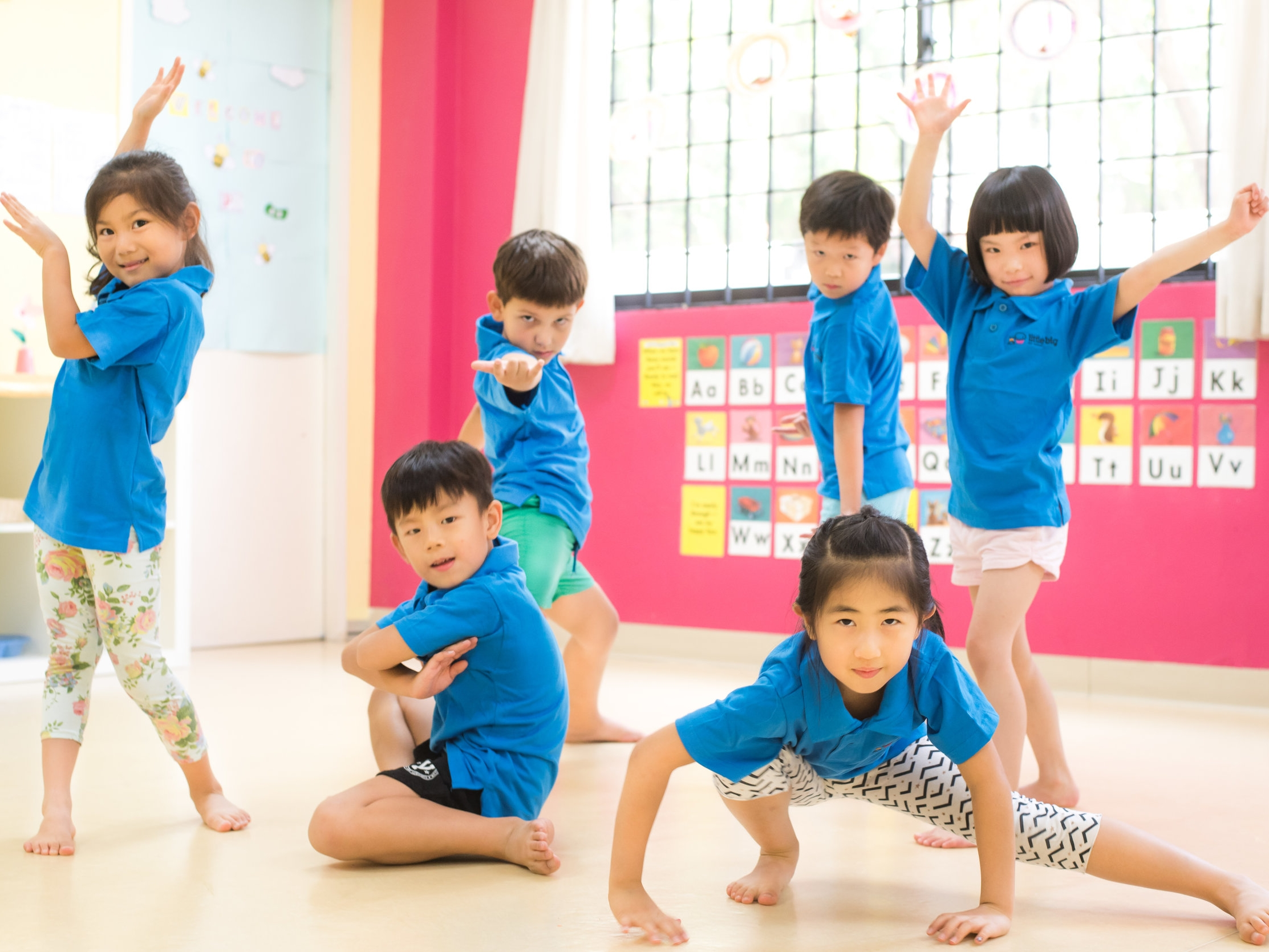 Kids Moove ( National Arts Council AEP )by  O School