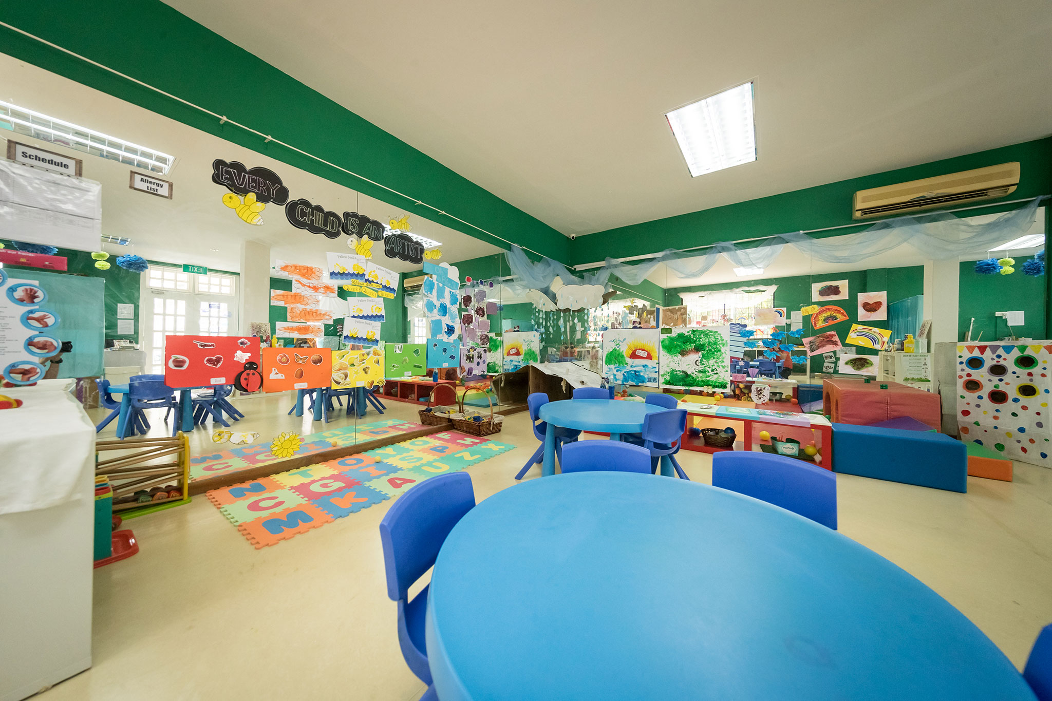 Learning Room N1