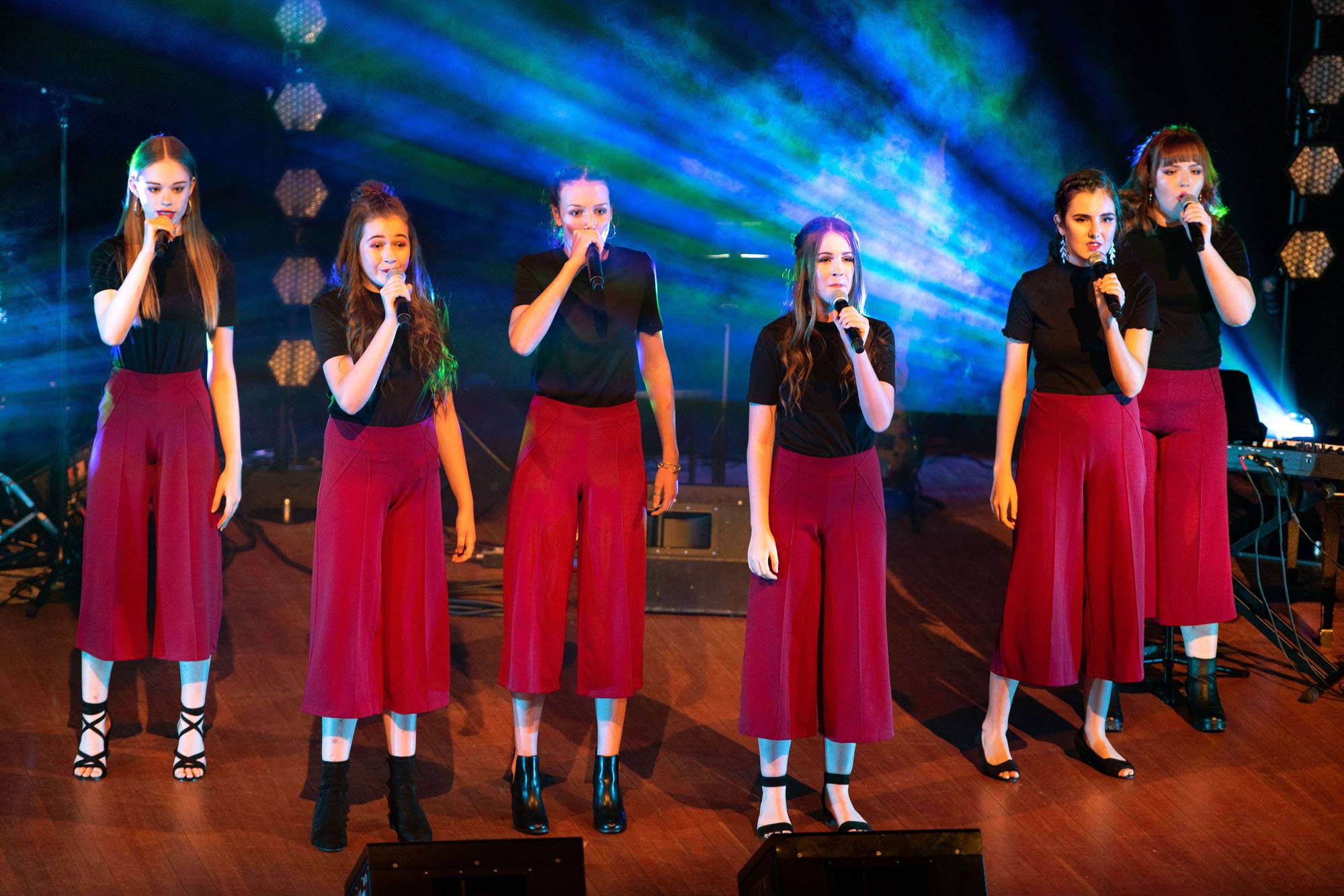 Centenary Vocal Ensemble at Creative Generation Voices State Gala 2018