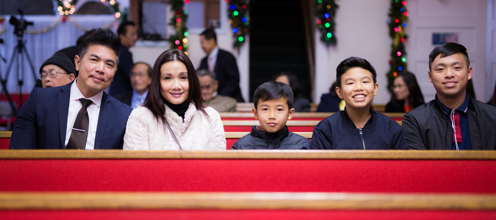 Christmas Eve Celebration 2016