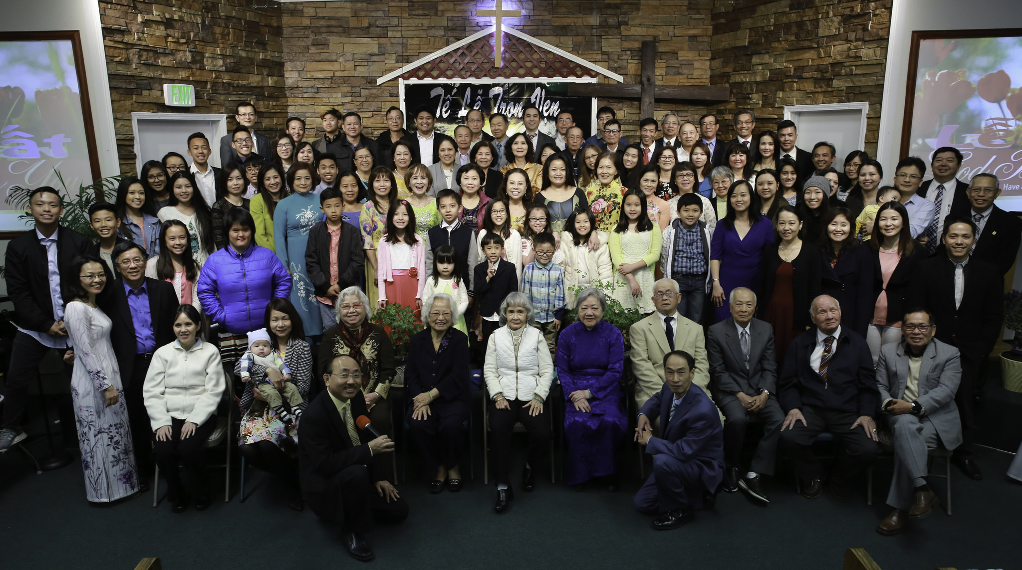 San Jose Vietnamese Alliance Church 2017