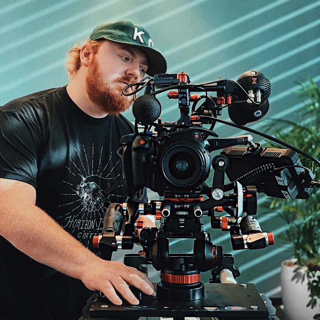 Andrew Peterson   Founder, Director & Director of Photography, Editor