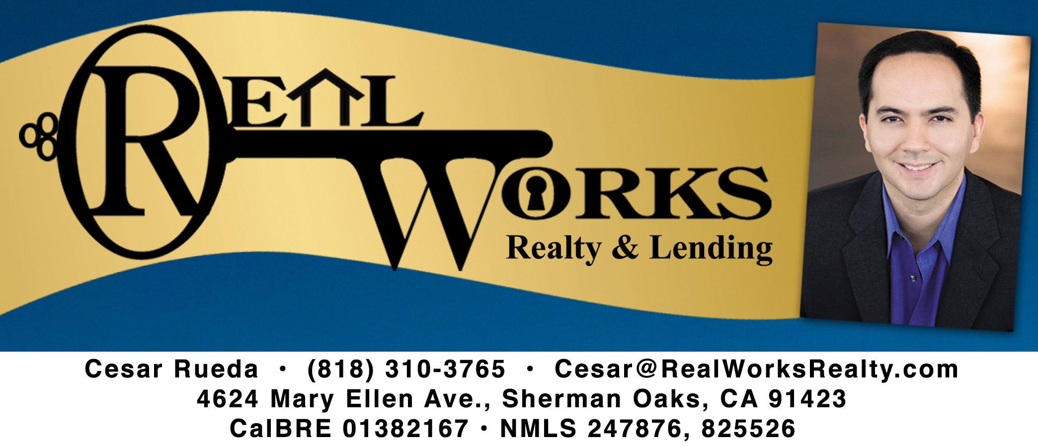 Cesar Rueda RealWorks Logo