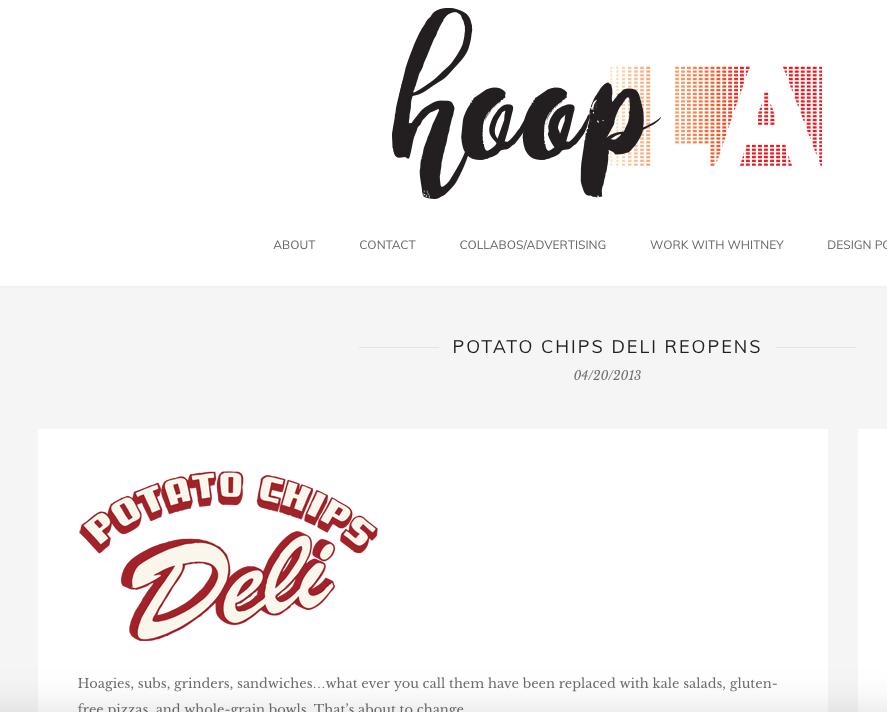 HoopLA: Potato Chips Deli Reopens