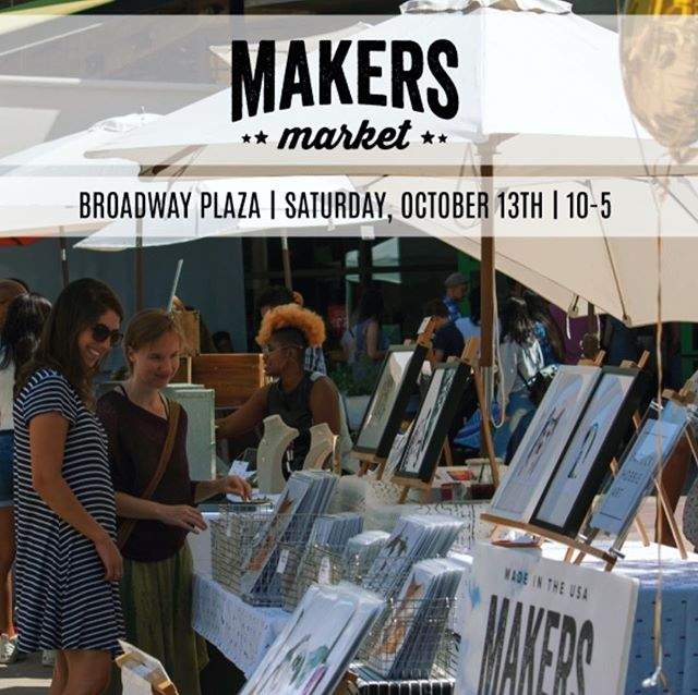 We are so excited @mbukiibags is going to be a part @makersmarket in Walnut Creek this Saturday 10/13!! Great local makers will be selling there goods! If you get a little thirsty from all of your shopping 🍷and bites will be served!! Can't wait to see you there!!