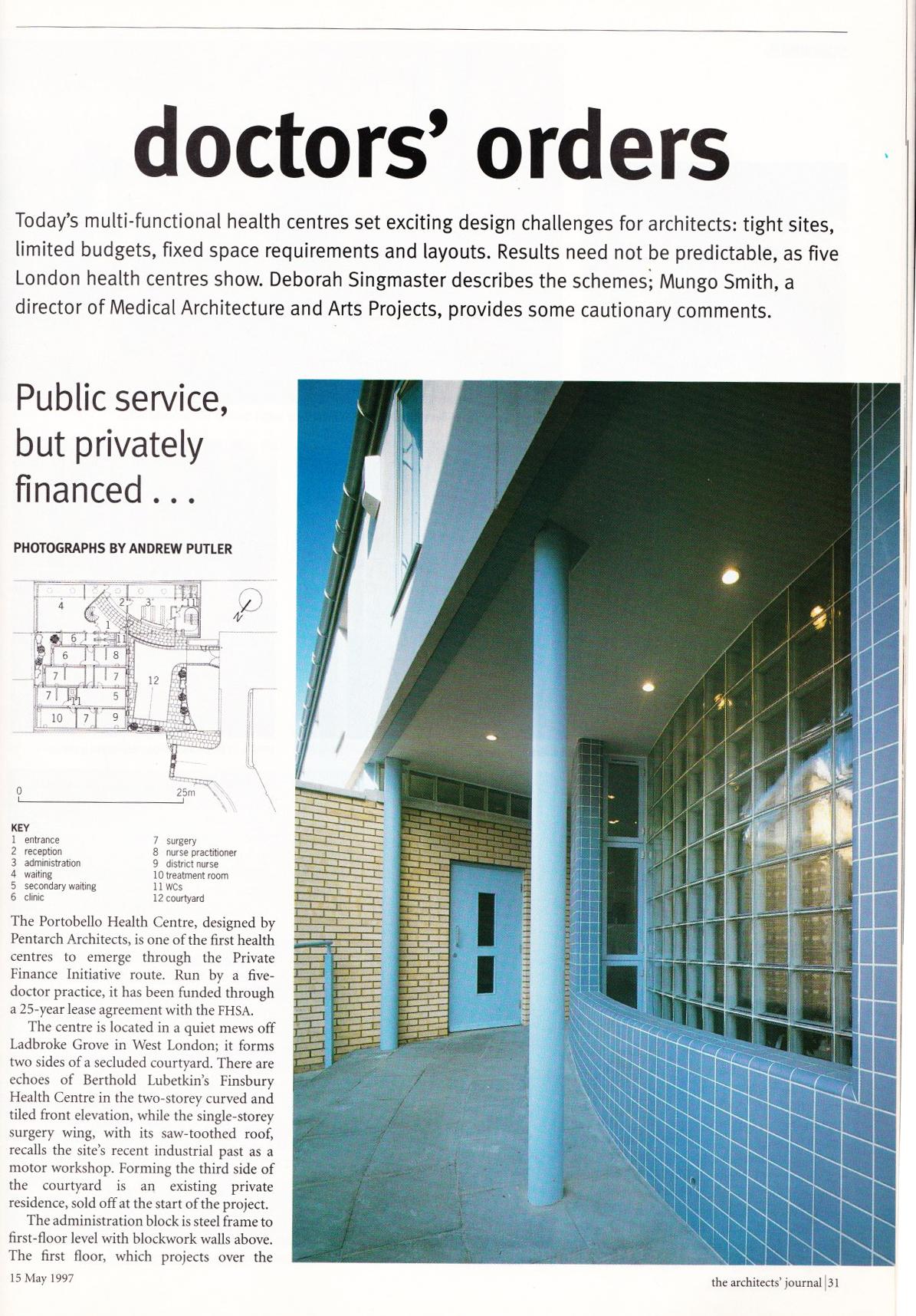Portobello Health Centre