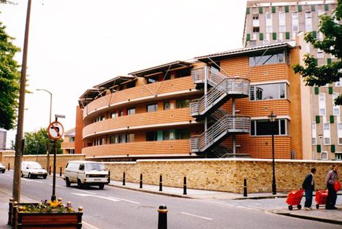 London Chest Hospital - Staff Accomodation