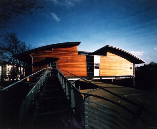 Lionel Friedland Architecture