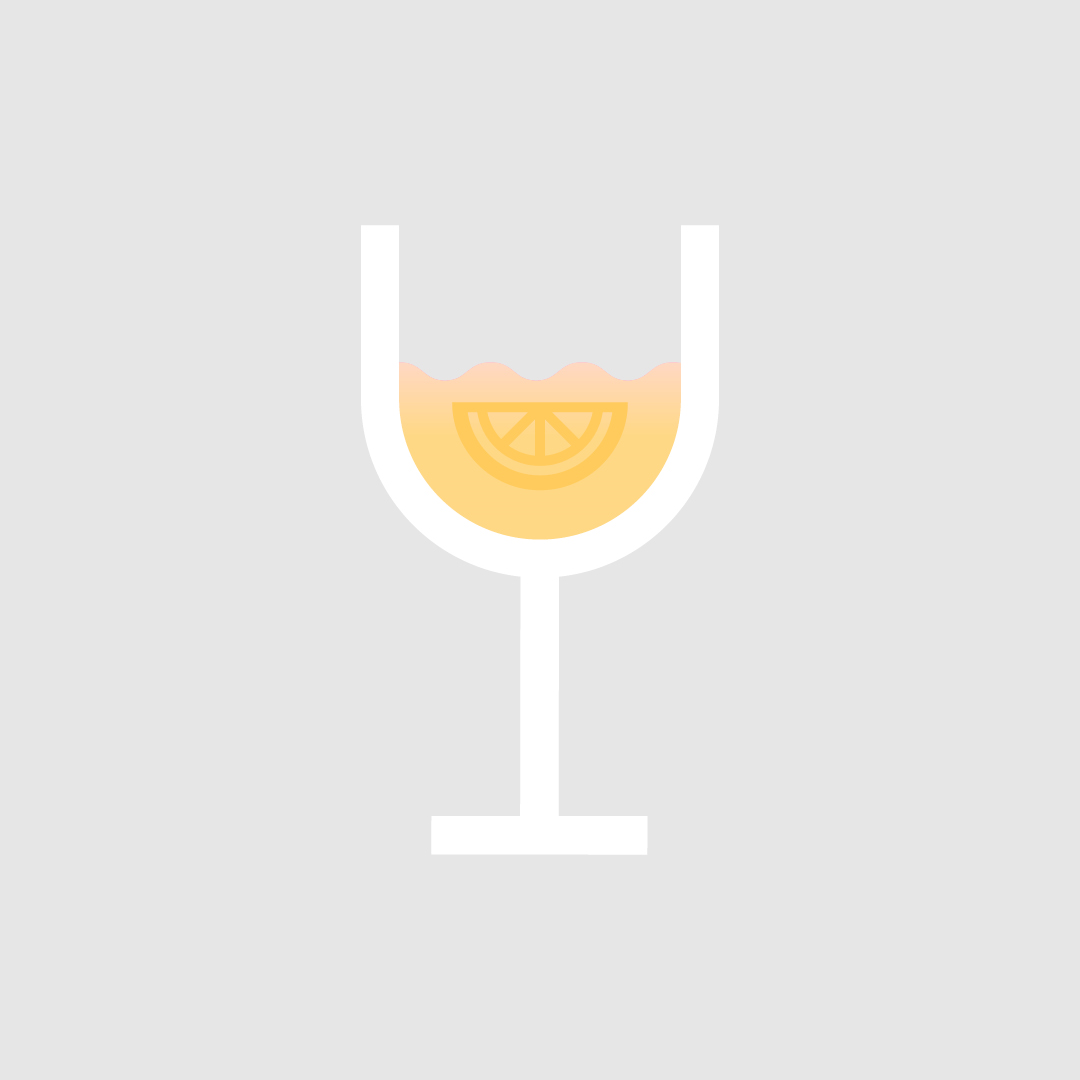 (6) Acids - Generally high in most white wines, a wine's acidity will make you salivate while drinking. Beware that acidity tricks our perception, making full-bodied wines appear lighter than they are!