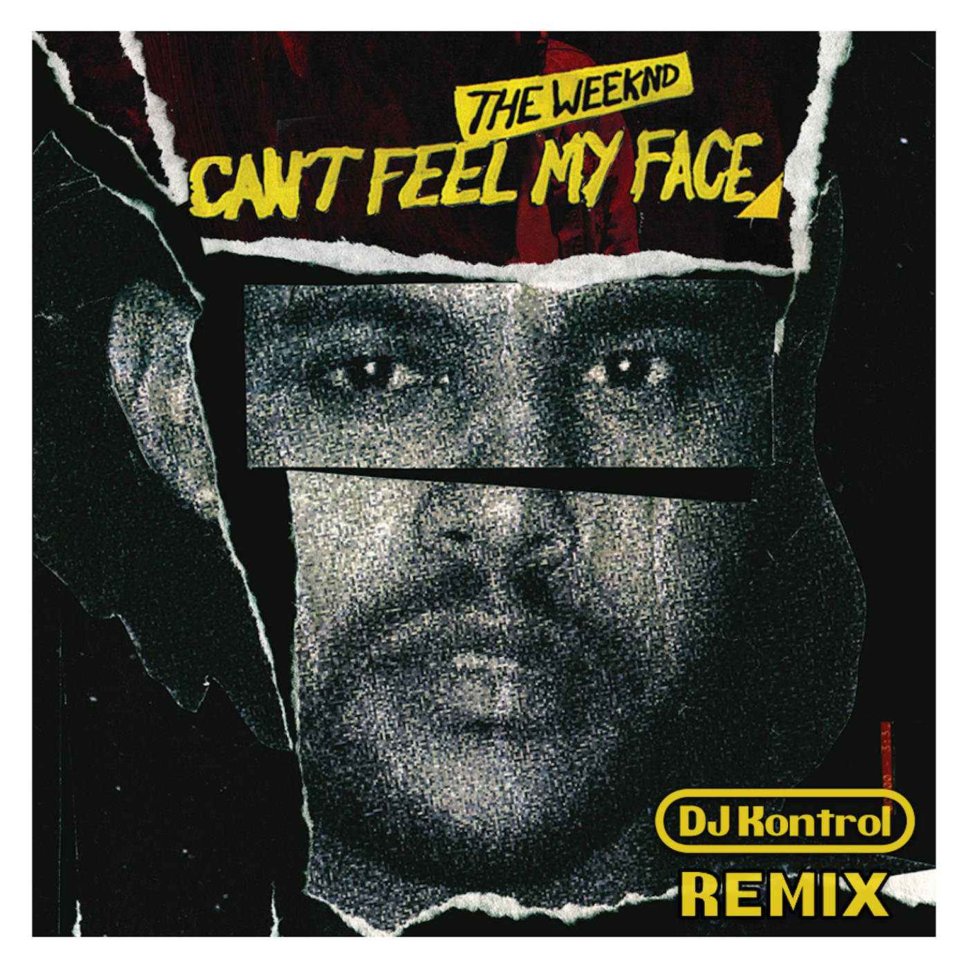 The Weeknd - Can't Feel My Face (DJ Kontrol Remix)