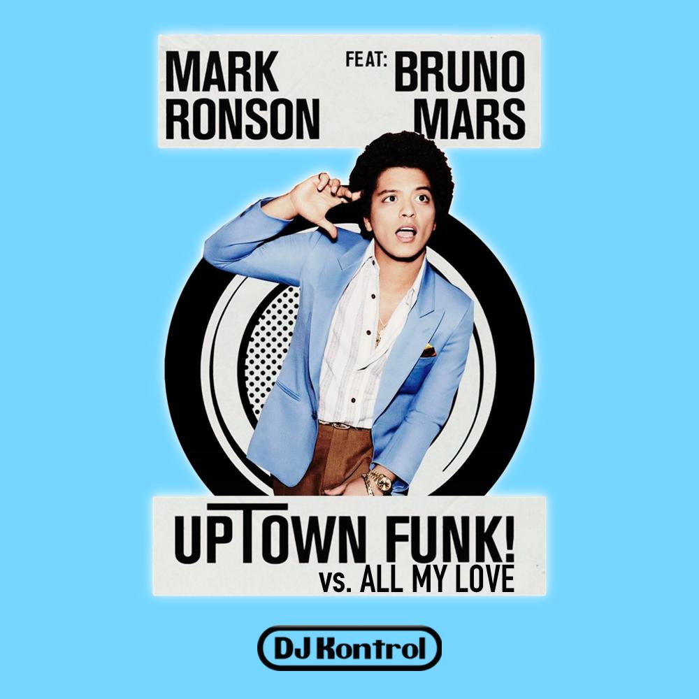 Mark Ronson f. Bruno Mars vs. Major Lazer f. Ariana Grande - Uptown Funk (DJ Kontrol Mash)