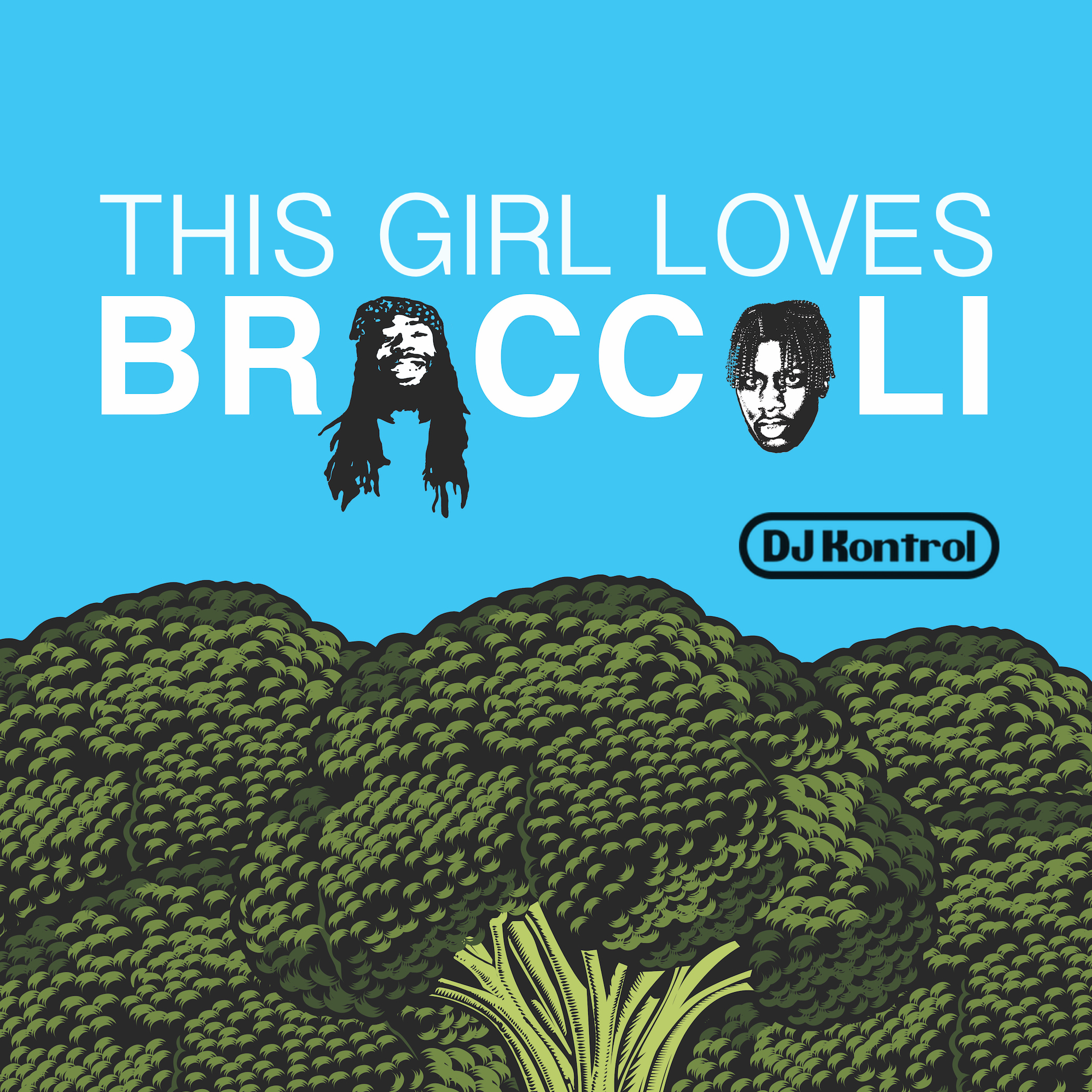 Kungs & Cookin' On 3 Burners x D.R.A.M. - This Girl Loves Broccoli (DJ Kontrol Mash)