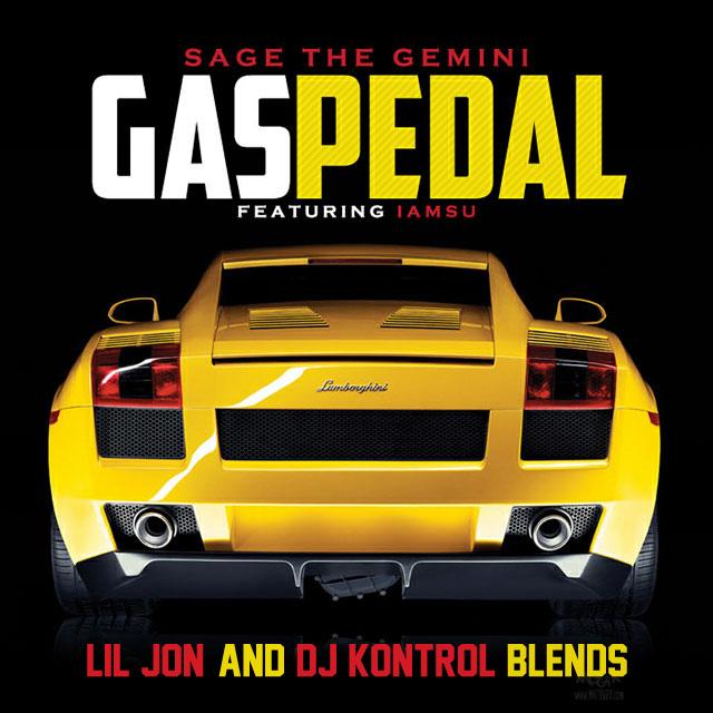 Gas Pedal Blend Pack - Lil Jon & DJ Kontrol
