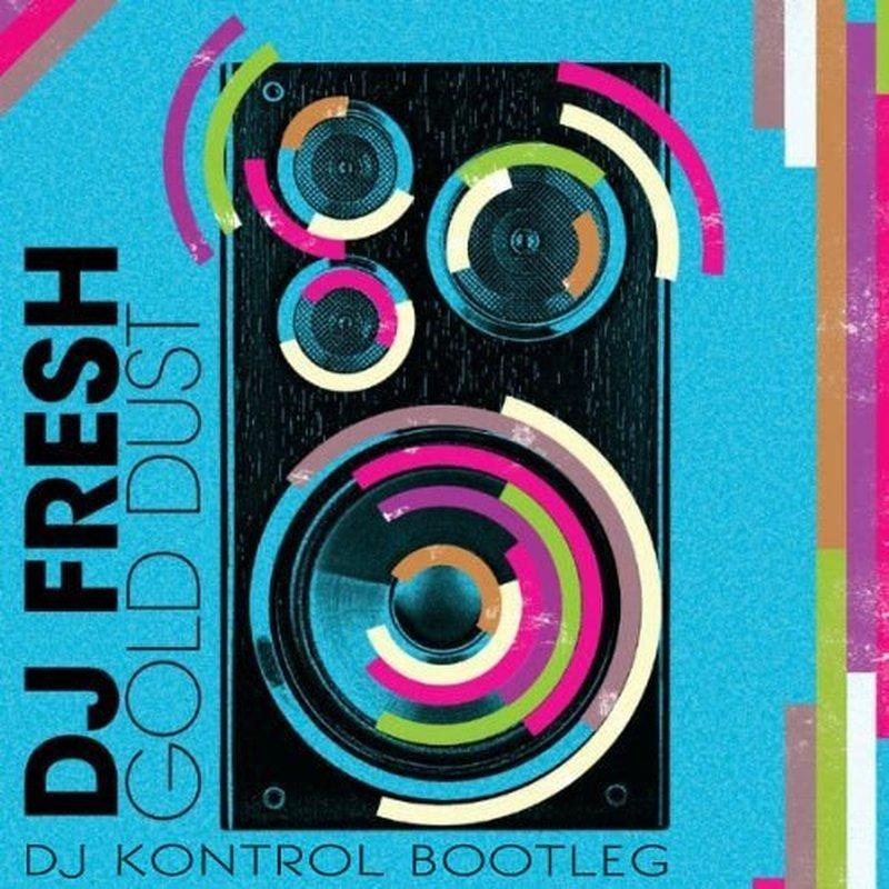 DJ Fresh f. Ce'cile vs. C-Murder - Down For My Gold Dust (DJ Kontrol Bootleg)