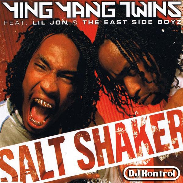 Ying Yang Twins - Salt Shaker (DJ Kontrol Miley Cyrus Blend)