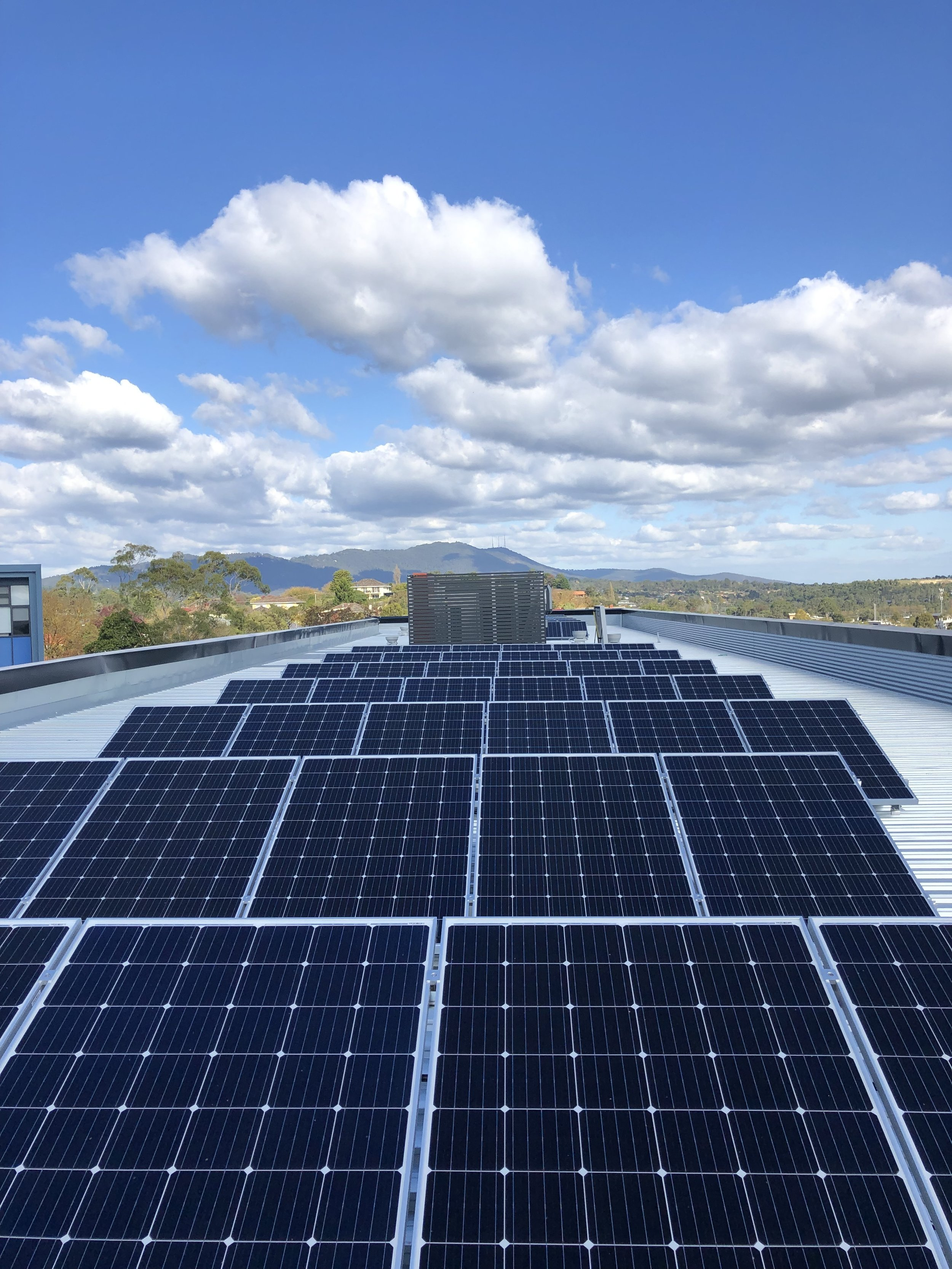 MOUNT LILYDALE MERCY COLLEGE, LILYDALE - 25kW Solar System