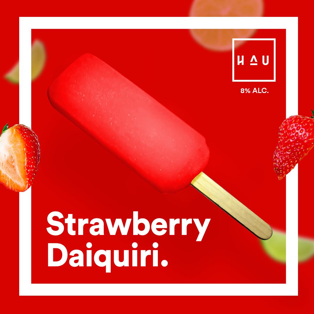 HAU Frozen Cocktail Strawberry Daiquiri Cocktail ijsje.png