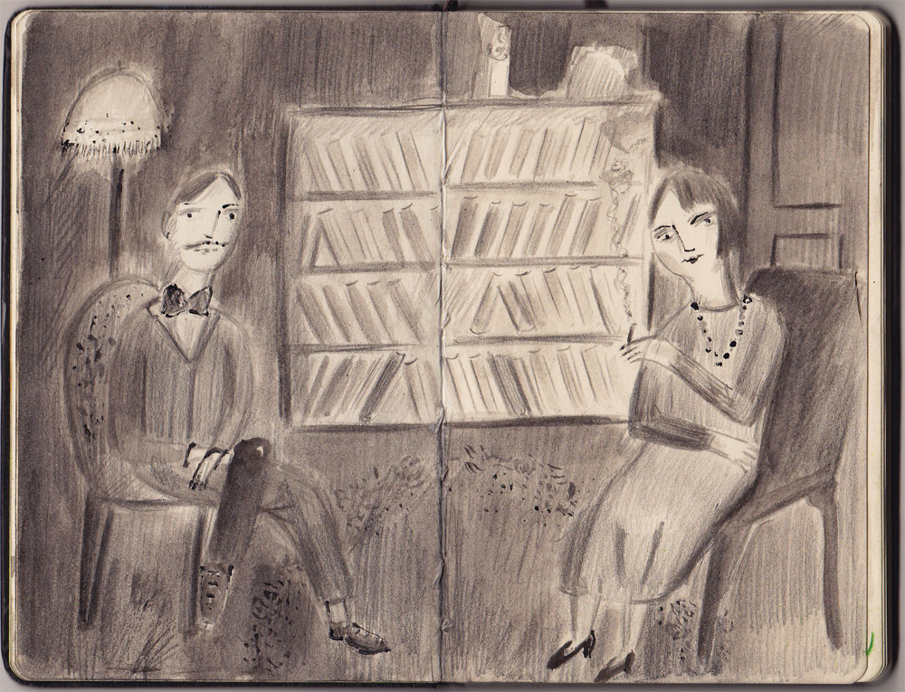 Parlour Drawings