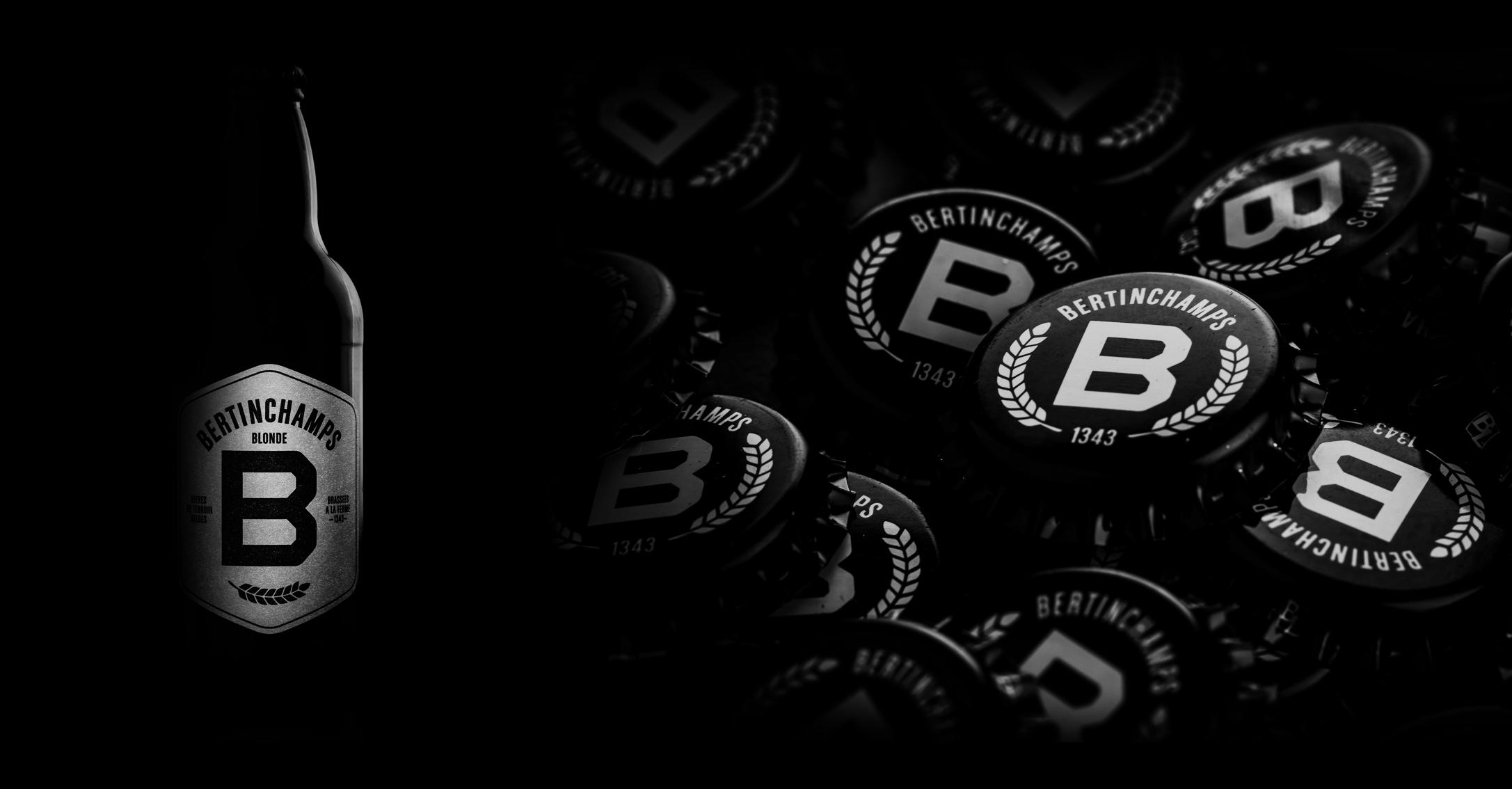 Beer brand Bertinchamps  Client: Axford Tjon