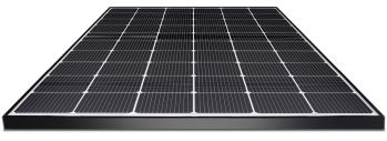 The popular high quality LG Neon 2 solar panel