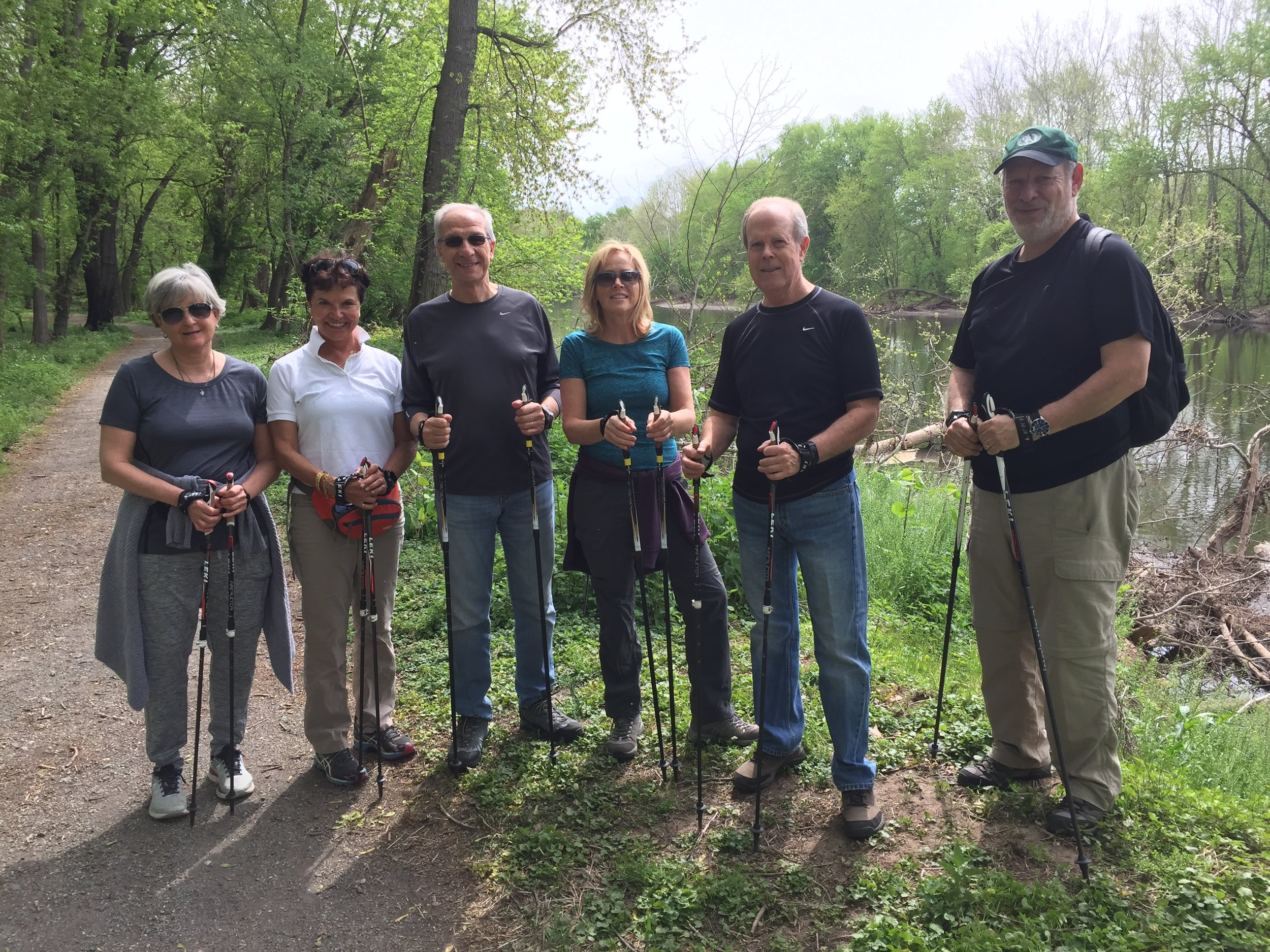 Pawlings Farm River Trail - May 5, 2018