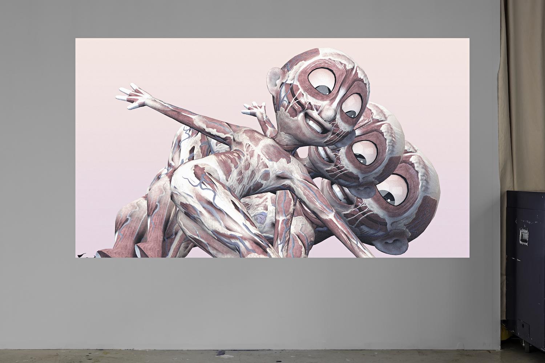 Sam Cooke Untitled 1 2016, Digital video, color, sound, 08:39 min
