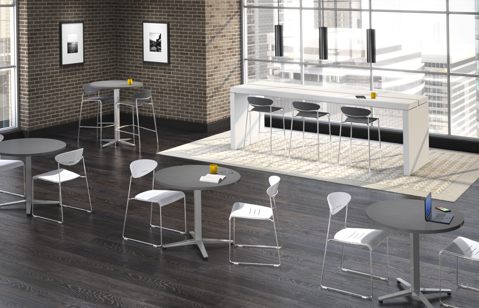 Tri-One Table Collection offers training tables, meeting tables and flexible modular conference table sizes.