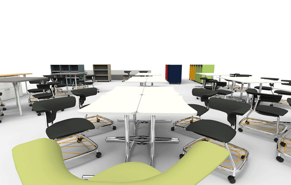 Thinking Design: Active Layout for Elementary School ...