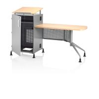 Mobile Teacher Desk