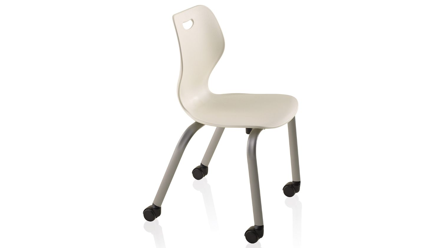 Intellect Wave Chair on Casters