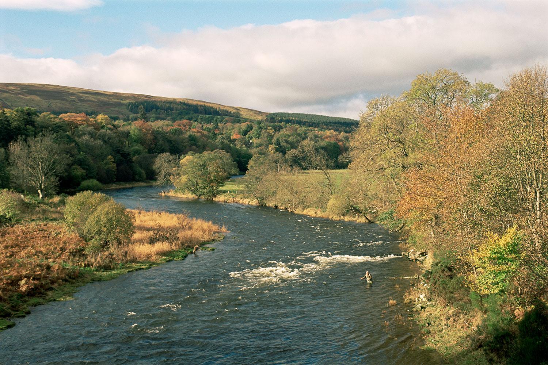 River Tweed Fishing, Copyright VisitScotland