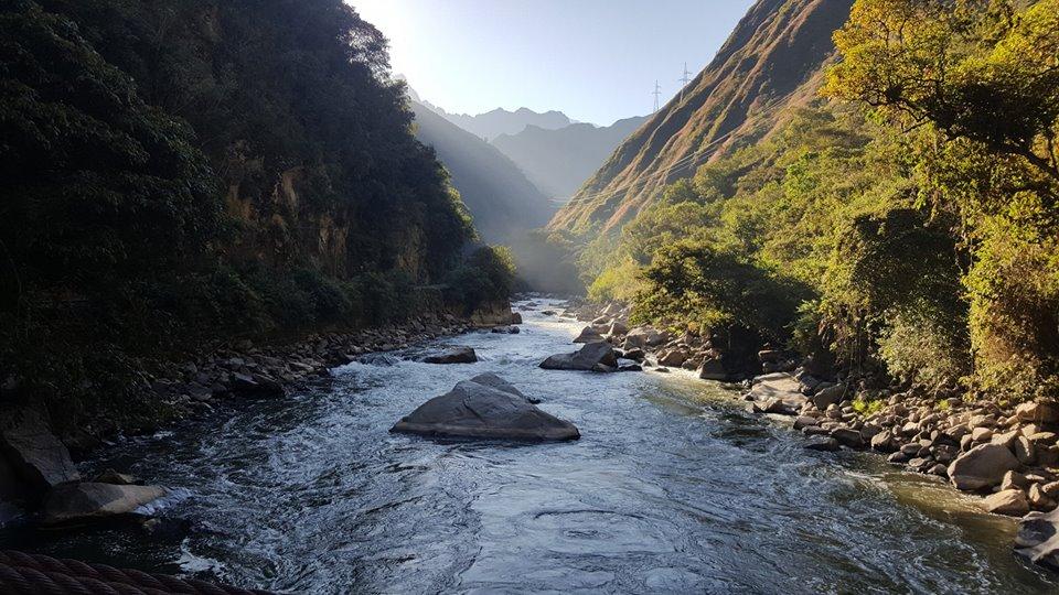 Rio Urubamba. Photo by Ally Henry