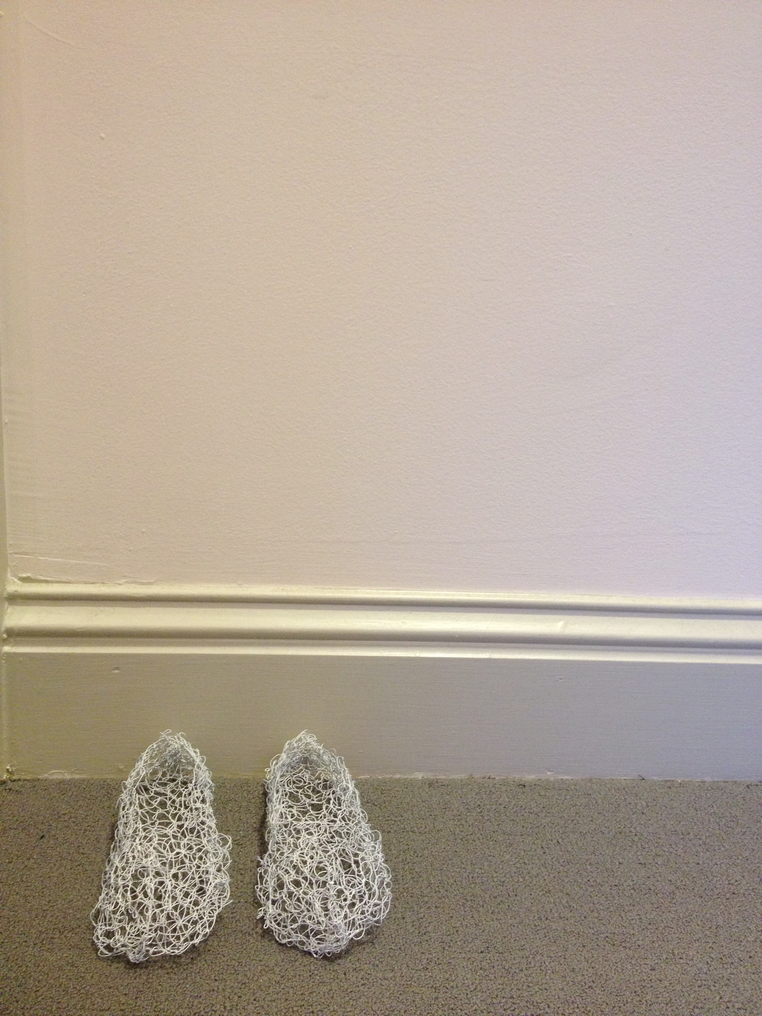 Untitled (Slippers)