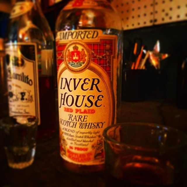 Warm the soul on a cold cold day with Inver House and Ron Del Barrilito.... compliments of GV in bunker studios... perfect day to lay some tracks . . . #capemaycrazy #winter #heveelevee #rumandwiskey