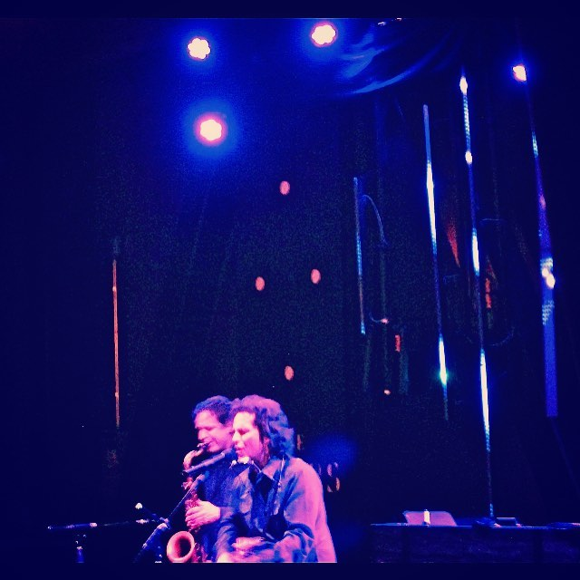 HL duo -private party in Vegas for profoto Fun!  Photo by Becca Jean . . . #profoto #slslasvegas #lasvegas #heveelevee #sayersclub