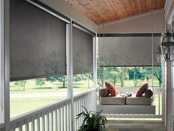 Exterior Solar Screens