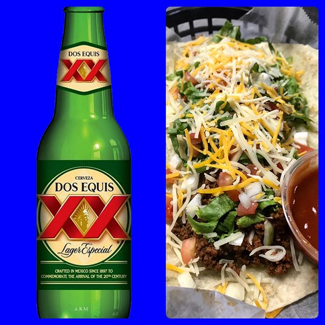 Tonight is our NEW Taco Night! 🌮 🎉We have 10 inch beef and chicken tacos for $5 and we have our popular fish taco for $6. Pair with a $3 Dos Equis Bottle. Don't worry, we still have our $4 Stella and Guinness Drafts. Want to mix it up? Get a $4 Black & Tan made with Guinness and Stella.