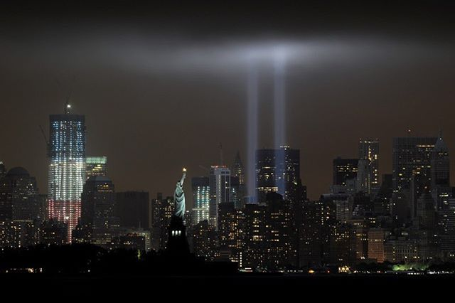 Remembering everyone who lost their lives or loved ones. #WeWillAlwaysRemember
