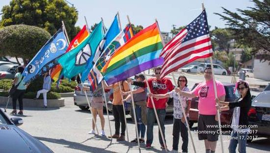 Monterey Peninsula Pride 2017