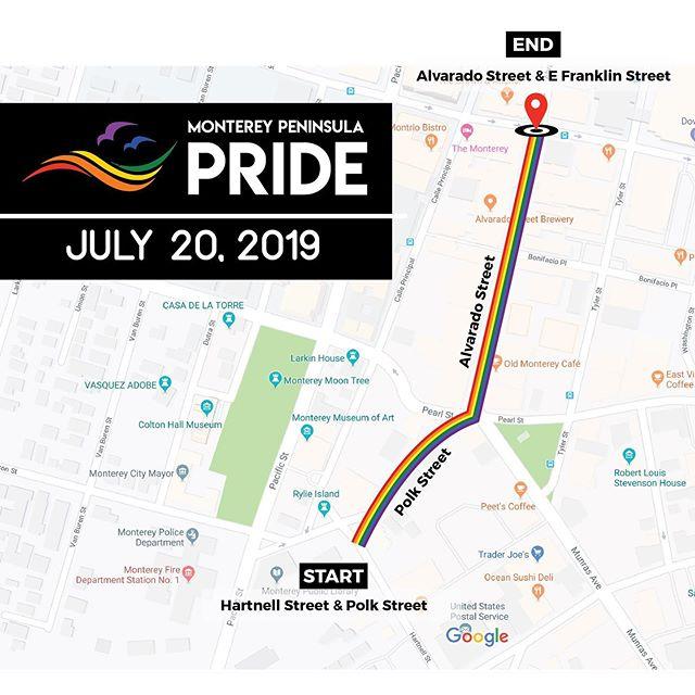 2019-parade route
