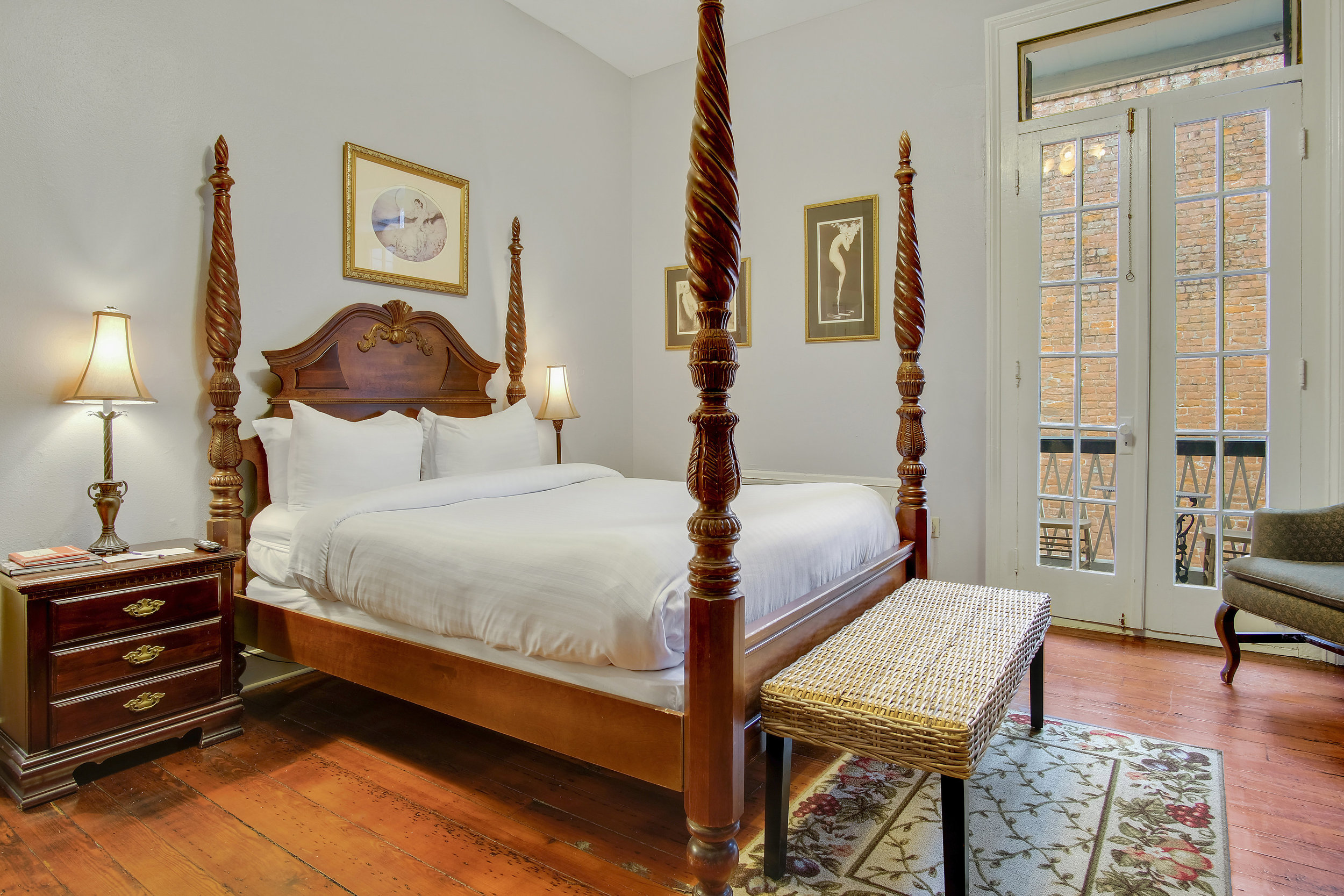 Room 2C  Like a specific room? Let us know when you book and we'll do our best to accommodate you.