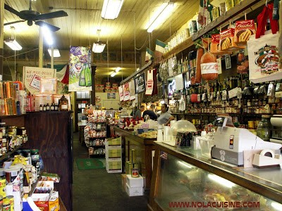 The Central Grocery and Deli – an old style Italian market