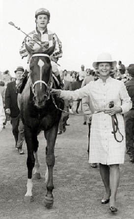Chenery and Big Red, Triple Crown Winner 1973