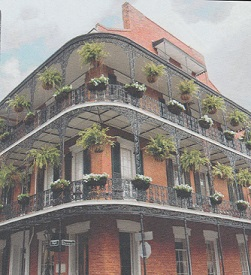 A classic example of Creole architecture