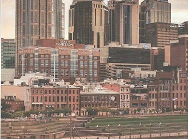 The city of Nashville in Central Tennessee – photo courtesy of  Tea Time